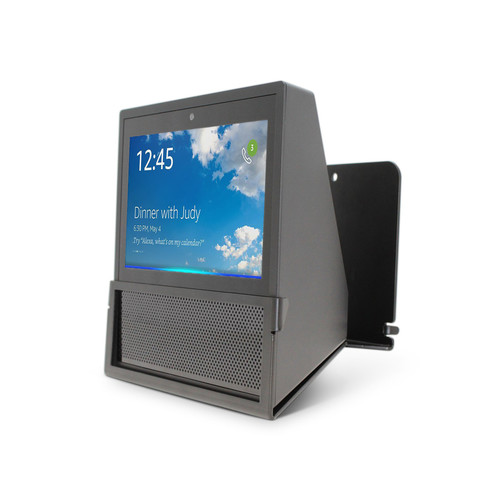 HumanCentric Amazon Echo Show Wall Mount | Swivels for Optimal Viewing Angle | Custom Wall Mount for the Amazon Echo Show
