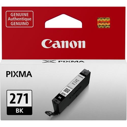Canon - CLI-271 Ink Cartridge - Black