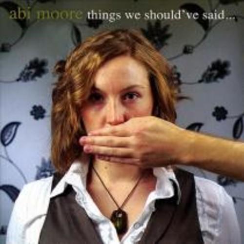 Things We Should've Said [CD]