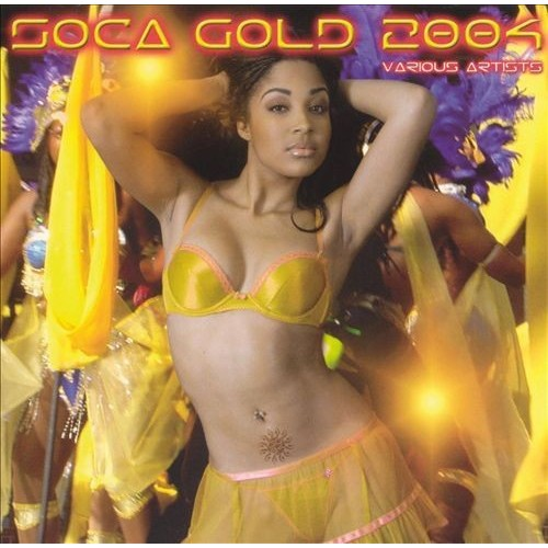 Soca Gold 2004 CD