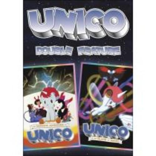 The Fantastic Adventures of Unico/Unico in the Island of Magic [DVD]