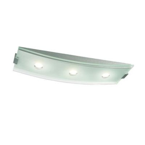 Philips Altena 3-Light Brushed Nickel LED Hanging Pendant