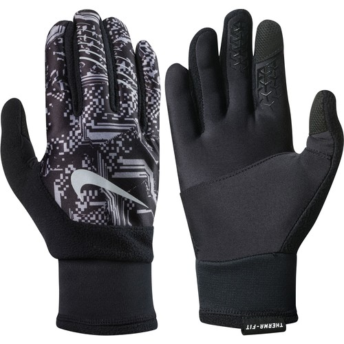 Nike Men's Printed Therma-FIT Elite Run Gloves 2.0
