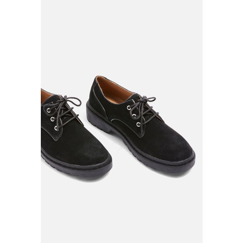 Flame Lace Up Shoes