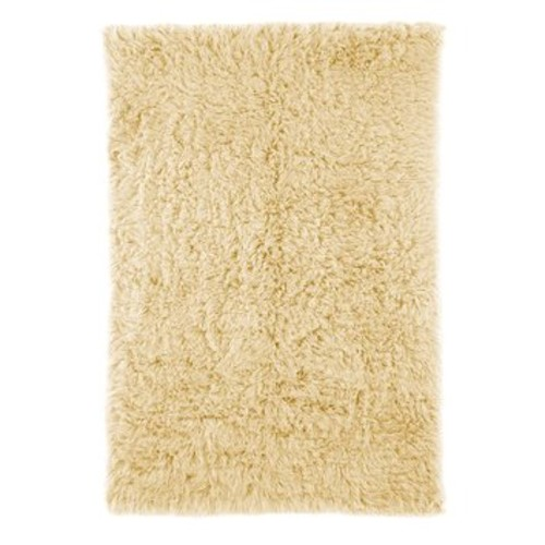 Flokati Natural Area Rug by nuLOOM [Rug Size : 6' x 9']