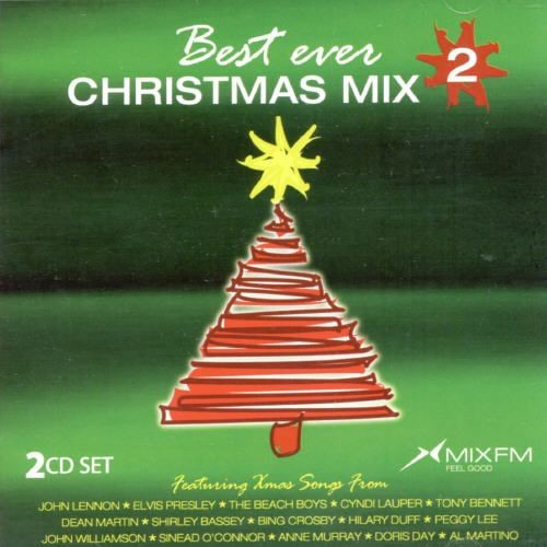 Best Ever Christmas Mix, Vol. 2 [CD]