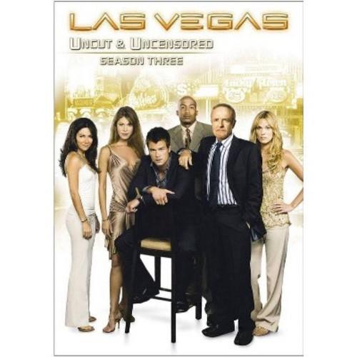 Las Vegas: Season 3 (Uncut) (5 Discs) (dvd_video)