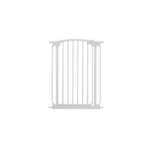 Dreambaby Chelsea 40 in. H Extra Tall Auto-Close Security Gate in White