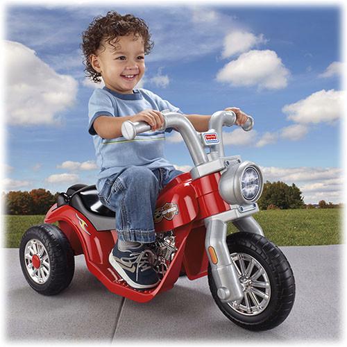 Power Wheels Harley-Davidson Lil' Harley