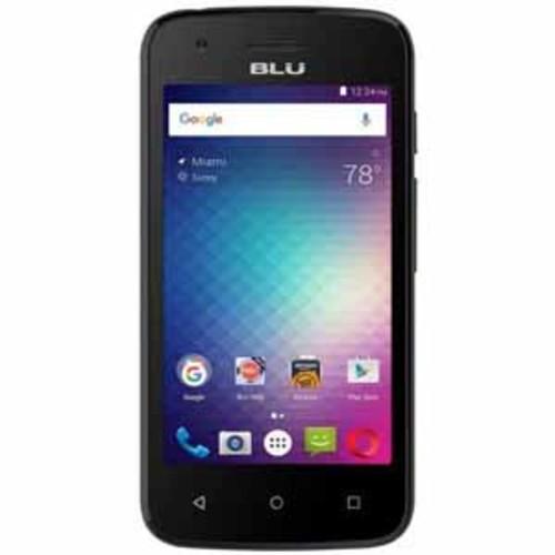 BLU Dash L2 4.0 Display with 1.3GHz Quad-core processor - Black