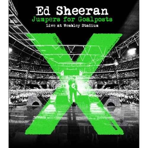 Jumpers for Goalposts: Live at Wembley Stadium [Blu-Ray Disc]