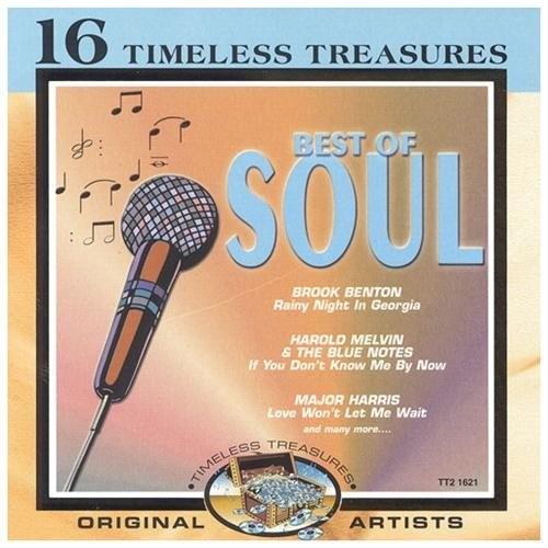 Best Of Soul CD