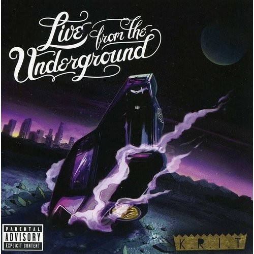 Live from the Underground [CD] [PA]