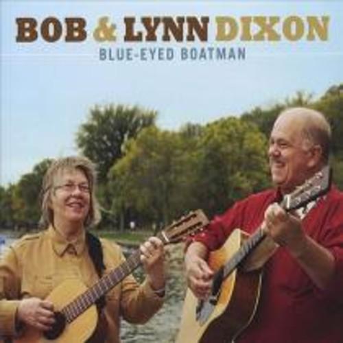 Blue-Eyed Boatman [CD]