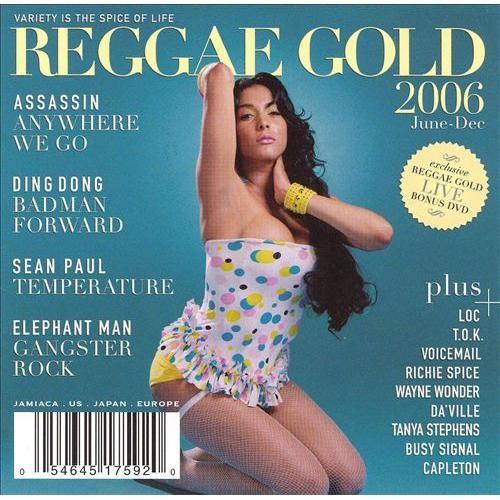 Reggae Gold 2006 [CD/DVD] [CD]