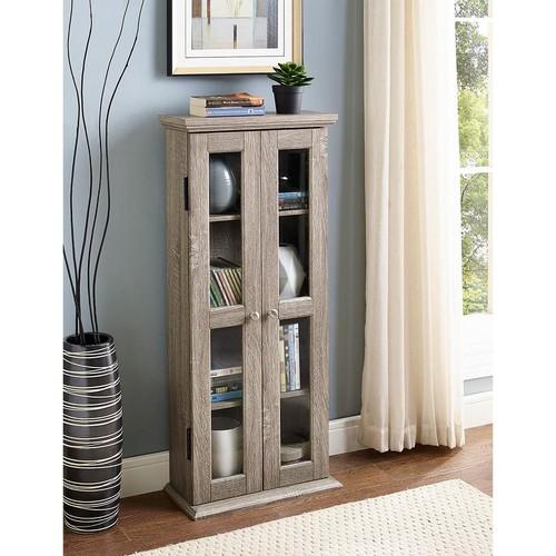 Walker Edison Furniture Company Driftwood Storage Cabinet