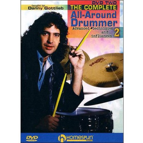 The Complete All-Around Drummer, Vol. 2 [DVD] [1993]