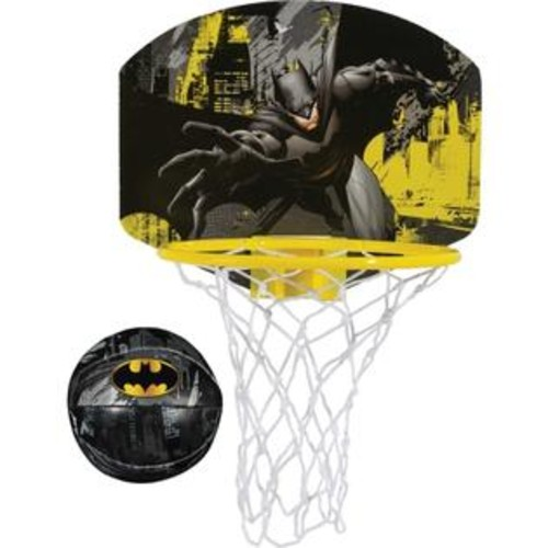 FRANKLIN SPORTS YOUTH SUPERHERO SOFT SPORT BASKETBALL HOOP SET