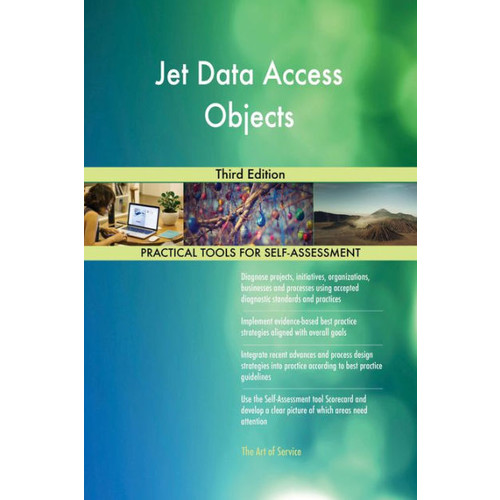 Jet Data Access Objects Third Edition