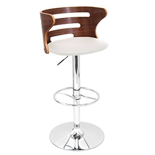 Lumisource Cosi Adjustable Height Barstool