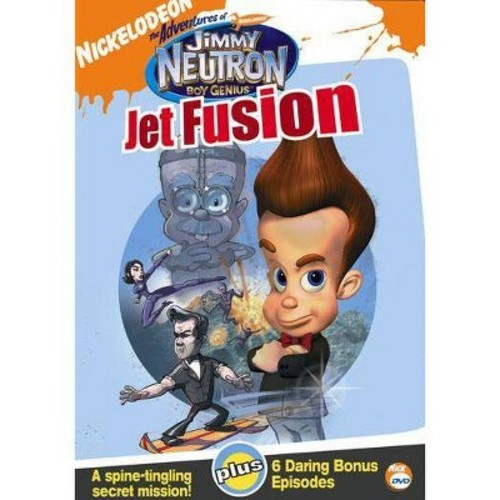 Jimmy Neutron: Jet Fusion (DVD)