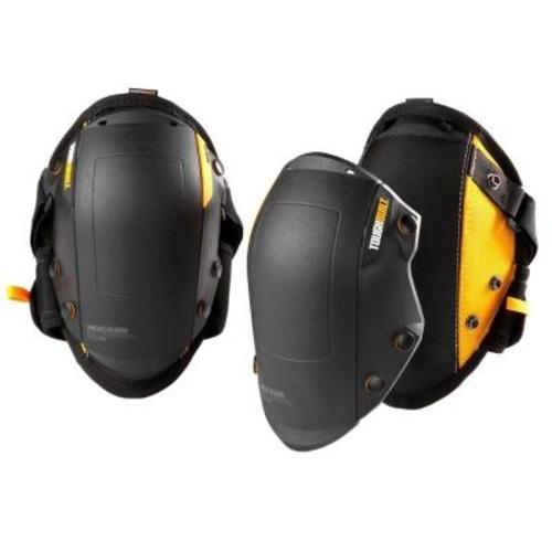 TOUGHBUILT GelFit Black Rocker Knee Pads