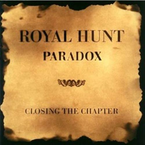 Paradox/Closing the Chapter [CD]
