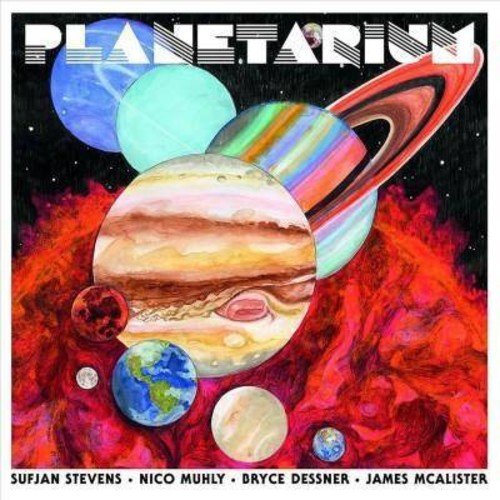 Sufjan Stevens - Planetarium (Vinyl)