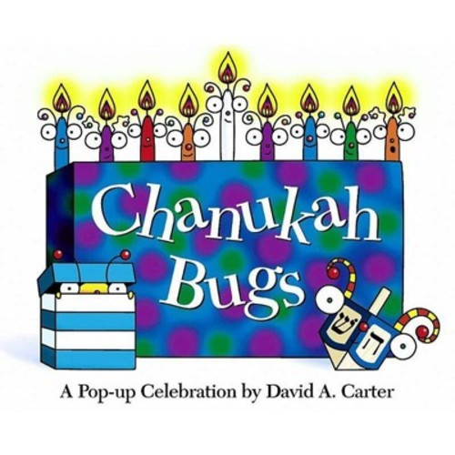 Chanukah Bugs : A Pop-Up Celebration (Hardcover)