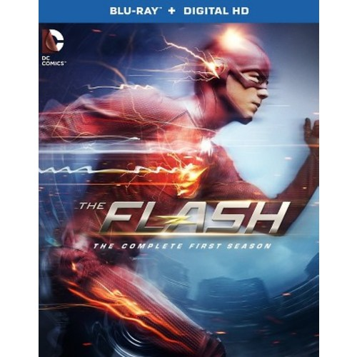 The Flash: The Complete First Season [Blu-ray]