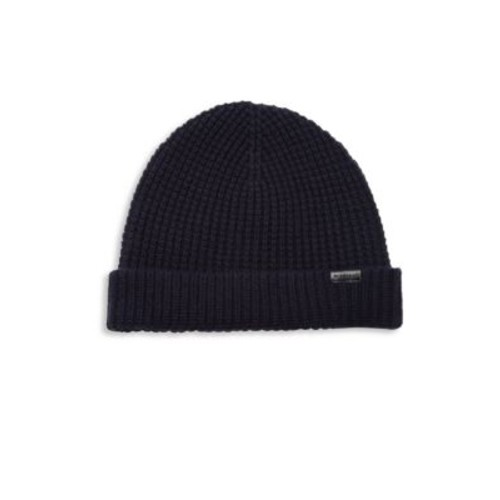 BURBERRY Stretchy Wool-Blend Cap