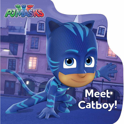 PJ Masks: Meet Catboy! Board Book
