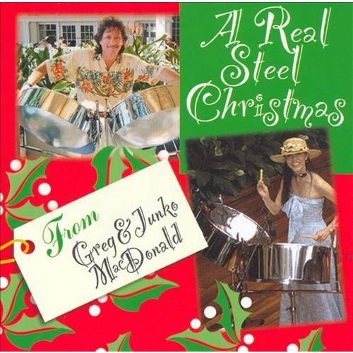 A Real Steel Christmas [CD]