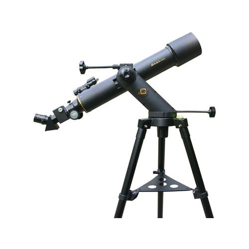 CASSINI C-72080TR 720mm x 80mm Tracker Series Refractor Telescope Black