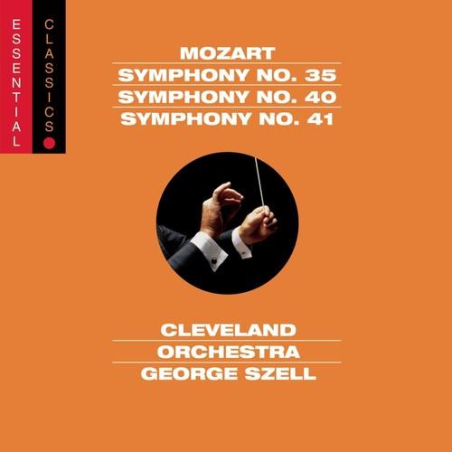Mozart: Symphony No. 35, 40, 41 Essential Classics