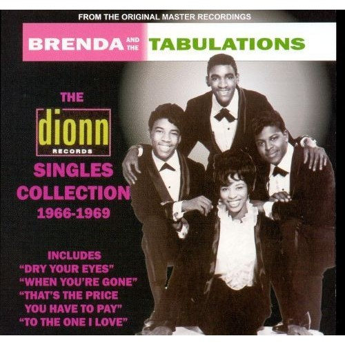 The Dionn Singles Collection 1966-1969 [CD]