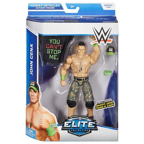 WWE Elite Collection John Cena