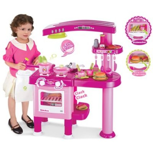Berry Toys My First Play Kitchen; Pink