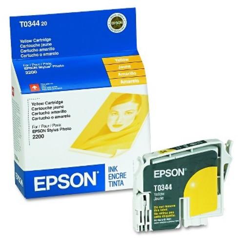 Epson 34 Yellow Ink Cartridge