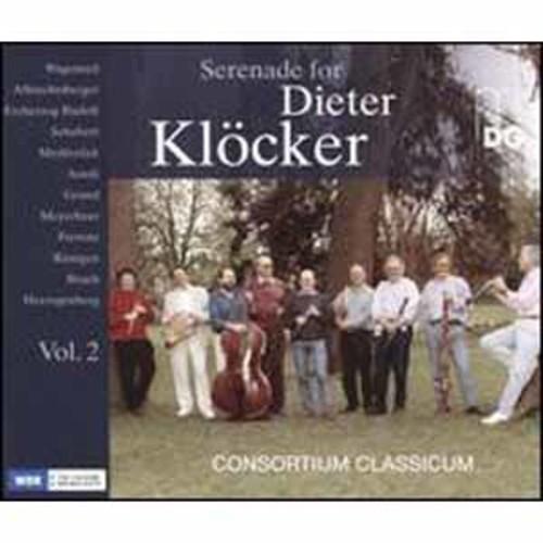 Serenade Dieter Klcker 2 Klocker,Dieter