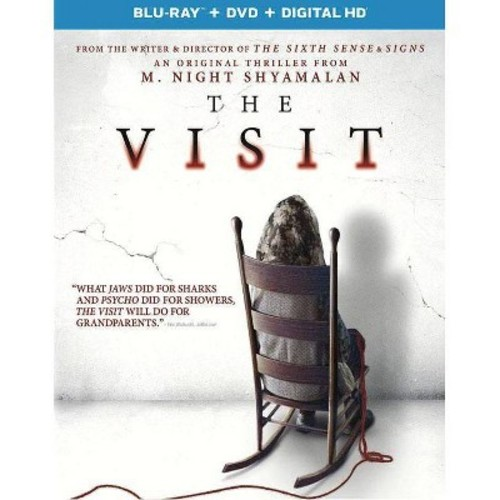 Visit, The (Blu-ray)