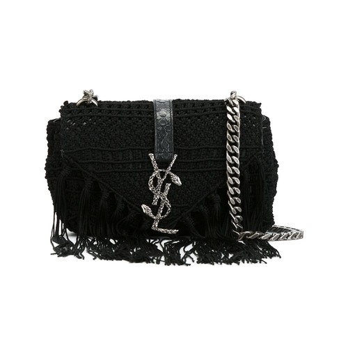 SAINT LAURENT Baby 'Monogram' Crossbody Bag