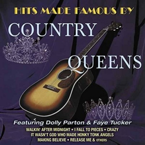 Country & Western Hits by Country Queens [CD]