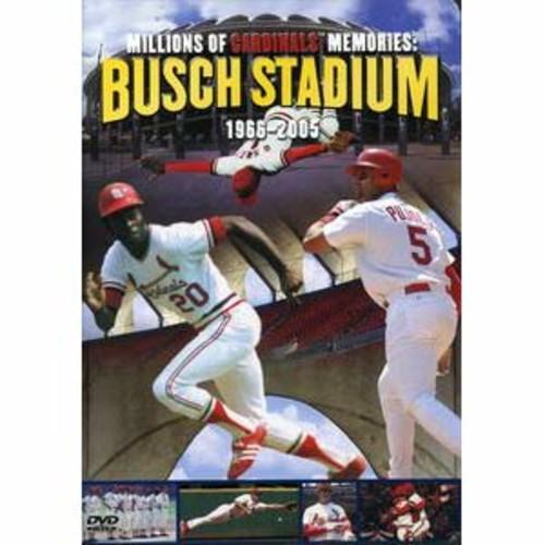 Millions of Cardinal Memories: Busch Stadium DD2