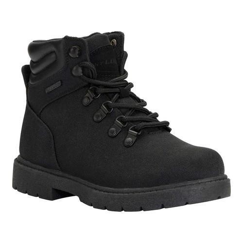 Women's Lugz Grotto Ballistic 6in Work Boot Black - US Women's 5.5 M (Regular)