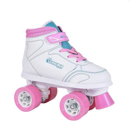 Chicago Girl's Sidewalk Skate [1]