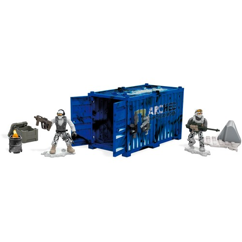 Mattel - Mega Construx Call of Duty Armory Shipment Building Set