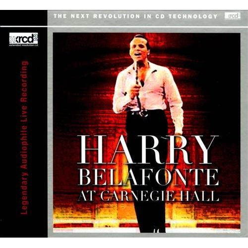 Belafonte at Carnegie Hall [CD]
