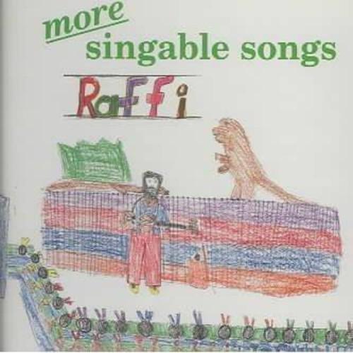 Raffi - More singable songs (CD)