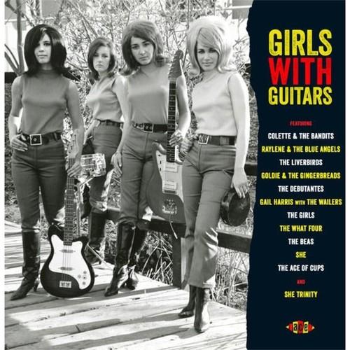 Girls With Guitars [LP] - VINYL